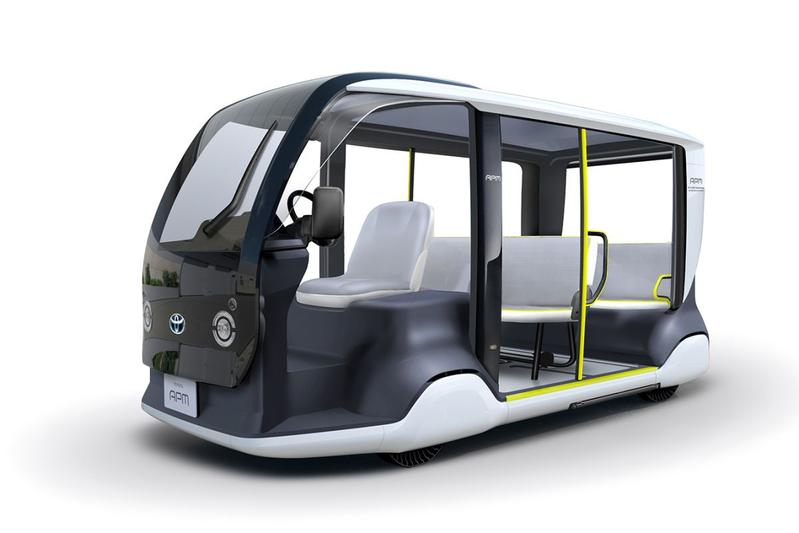 Toyota APM (Accessible People Mover)