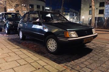 Peugeot 205 XT Automatic 1.6i (1994)