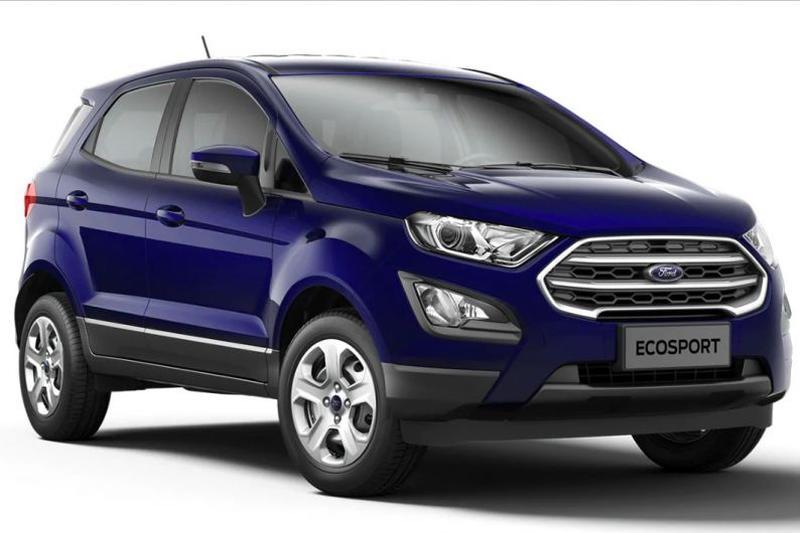 Ford Ecosport back to basics