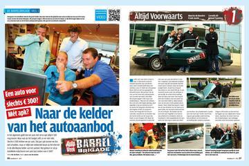 AutoWeek 30 jaar; 1990-2020