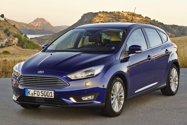 Ford Focus 1.0 EcoBoost 100pk Trend (2016)