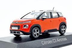 Citroën C3 Aircross duikt op als miniatuur