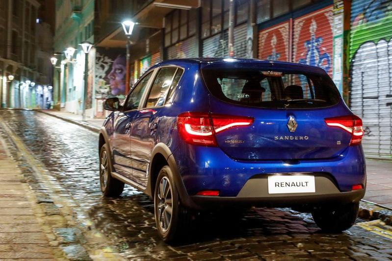 Renault Sandero en Logan en Stepway