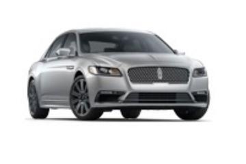 Lincoln Continental nu al te zien