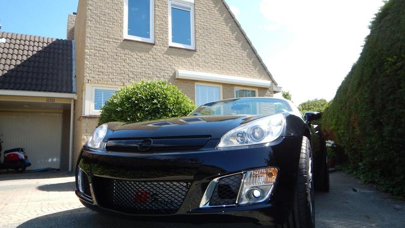 Opel GT (2007)