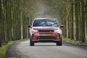 Land Rover Discovery Sport D240 S - Test
