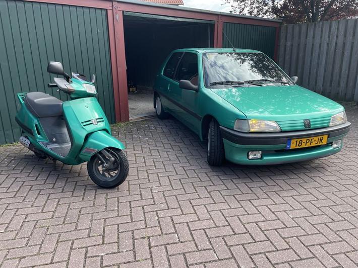 Peugeot 106 XT 1.4i (1994)