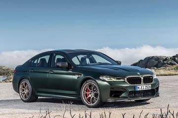 635 pk sterke BMW M5 CS is officieel