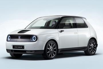 Honda e Advance (2020)