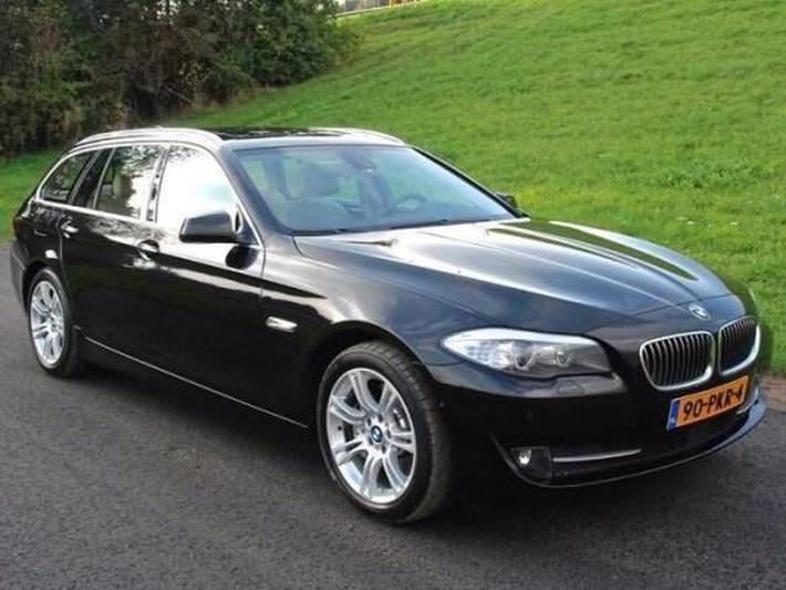 BMW 530d Touring High Executive (2010) #2