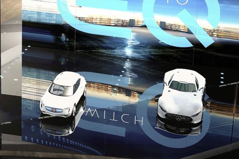 Mercedes-Benz belicht IAA-aanbod