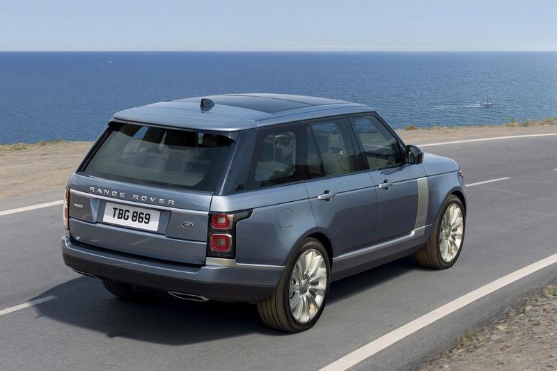 Land Rover Range Rover en Range Rover Sport 2021
