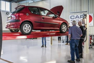 Peugeot 206 1.4 XS - 2001 – 554.482 km - Klokje Rond