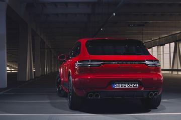 Uitbreiding: Porsche Macan GTS is los