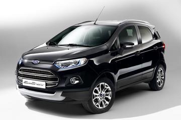 Productie Ford Ecosport naar Roemenië