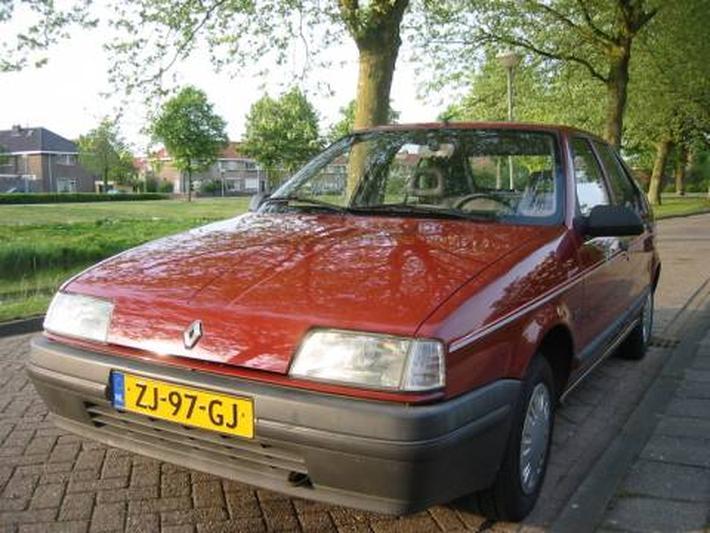 Renault 19 TR (1991)