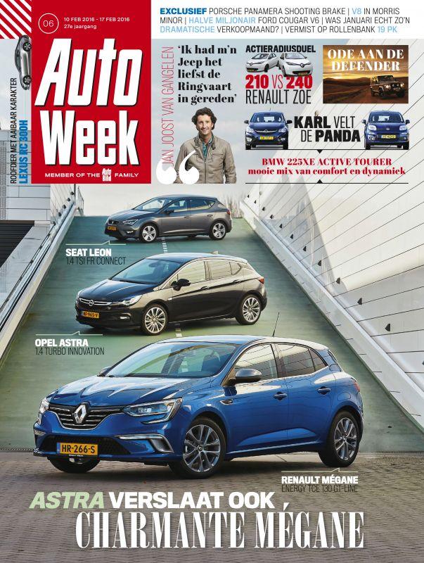 AutoWeek 6 2016