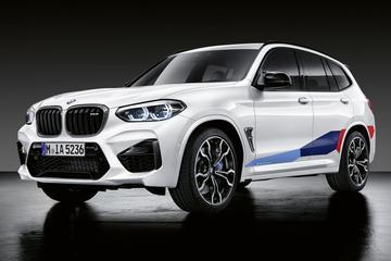 M Performance-opsmuk voor BMW X3 M en X4 M