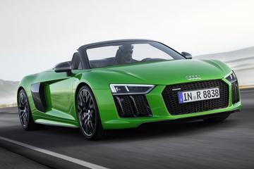 Audi R8 Spyder nu ook als Plus