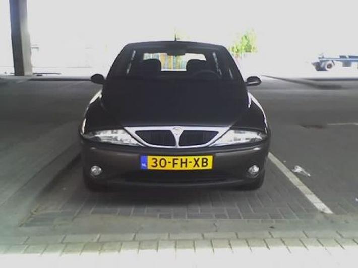 Lancia Ypsilon 1.2 16v LX (2000)