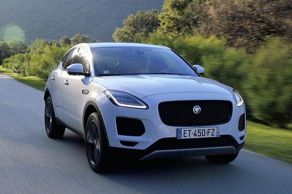 Video: Jaguar E-Pace - Rij-impressie