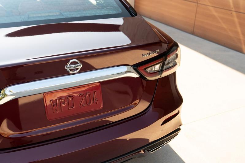 Nissan Murano en Maxima facelift