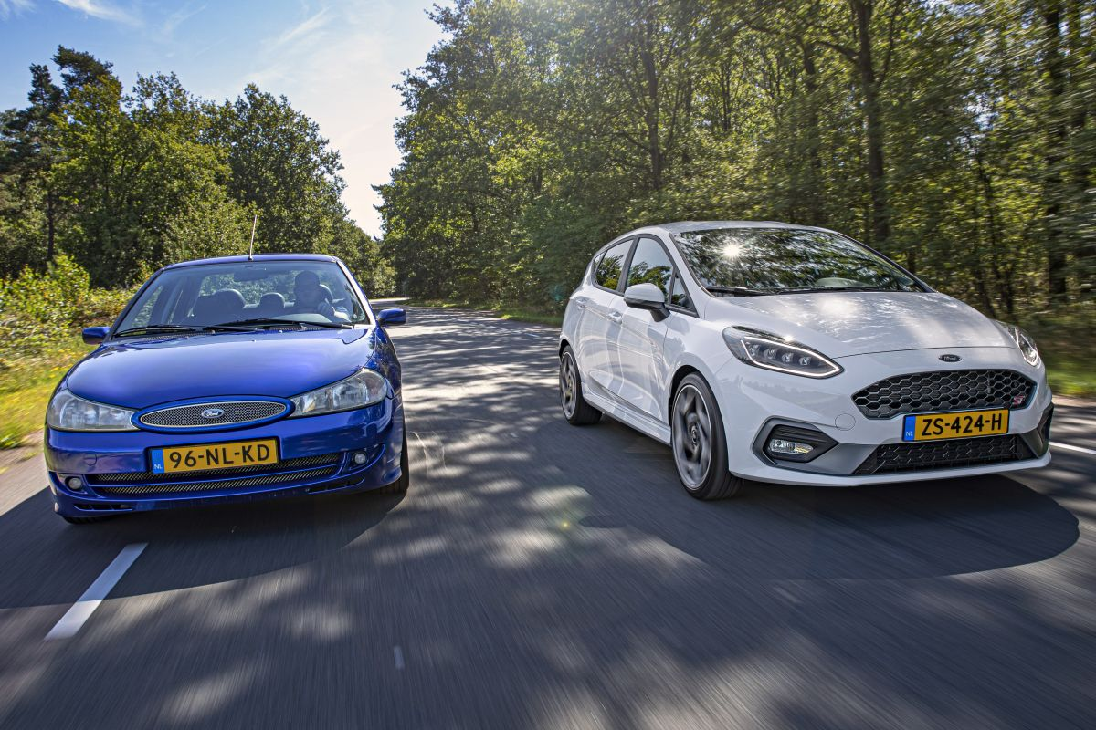 Ford Mondeo ST200 vs. Ford Fiesta ST