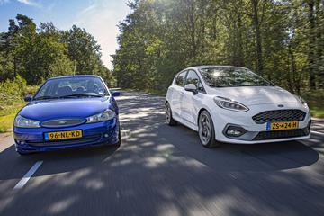 Ford Mondeo ST200 vs. Ford Fiesta ST - Dubbeltest