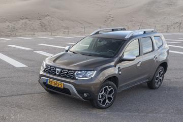 Leveringsgamma Dacia Duster weer compleet