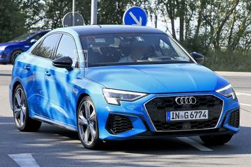 Audi S3 Sportback én S3 Limousine te zien