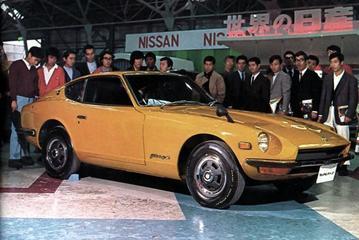 Ontwerper Nissan 240Z overleden