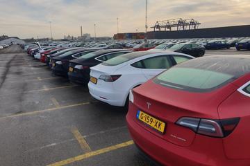 Tesla noteert beste eerste kwartaal ooit