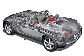 Doorkijk: Opel GT