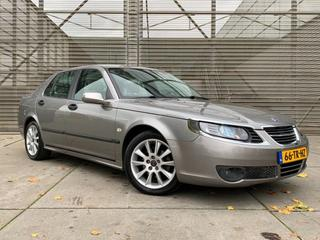 Saab 9-5 Sport Sedan 2.3t Vector Sport (2007)