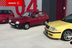Frank op bezoek bij feest Skoda-Volkswagen - AW Update