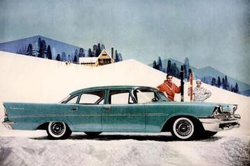 Auto Pilot, het was er al in 1958
