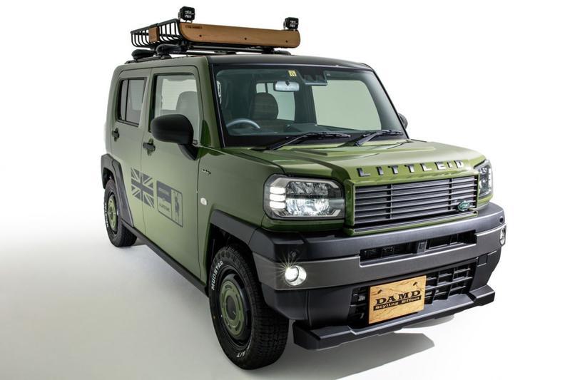 Daihatsu Taft DAMD