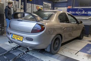 Chrysler Neon 2.0i-16V aut. - Op de Rollenbank