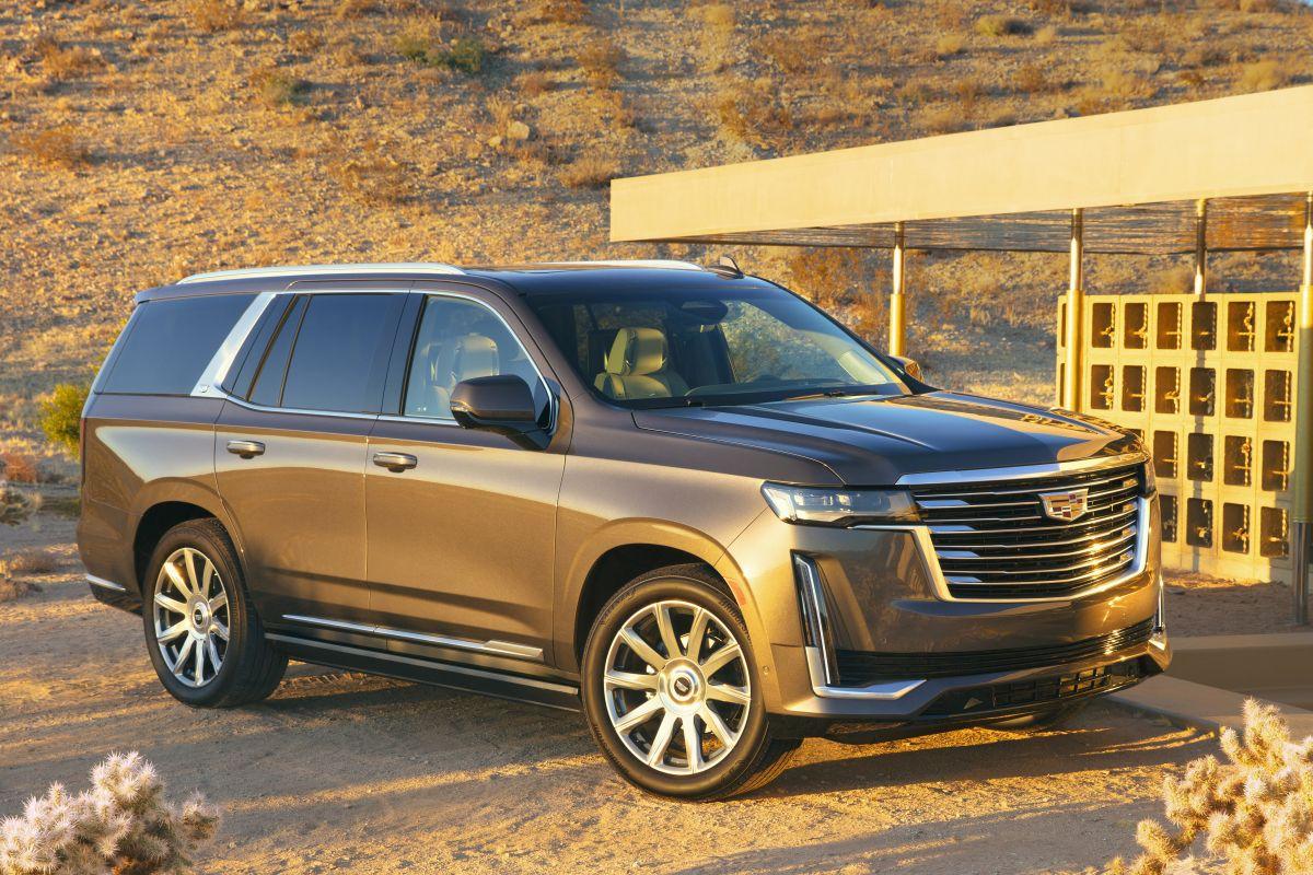 Cadillac Escalade (2020) 3