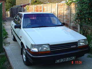 Toyota Carina II 1.6 GL (1986)