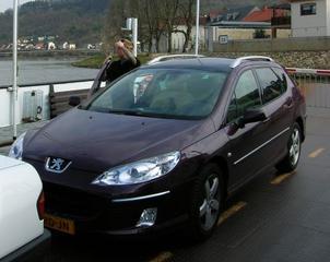 Peugeot 407 SW XS Pack 2.0-16V (2005)