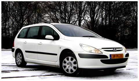 Peugeot 307 Break XS 1.4 HDI 2004