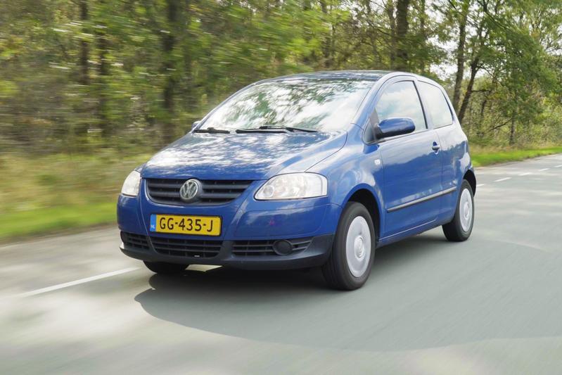 Volkswagen Fox 1.2 - 2007 – 301.046 km - Klokje Rond