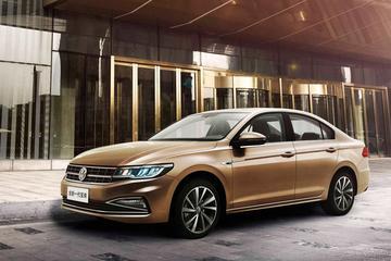 Nieuwe Volkswagen Bora in China