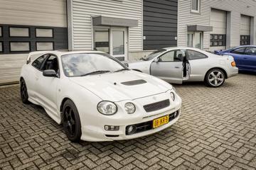 Japanse toppers van toen: Sleuteldag Toyota Celica Club Nederland