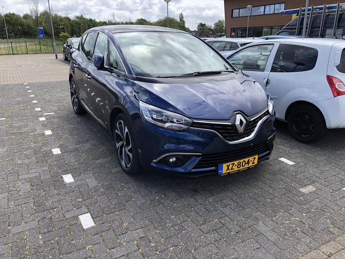 Renault Scénic TCe 140 Intens (2018)