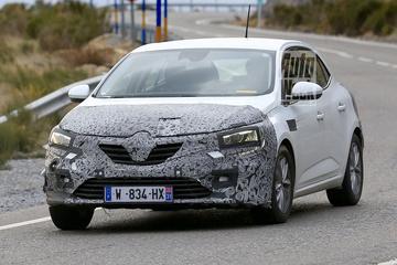 Renault Mégane spoedig onder het mes