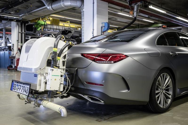 Diesel NOX uitstoot sjoemel dieselgate co2