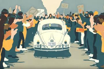 Volkswagen zwaait de Kever voor de laatste keer uit