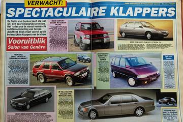 De showknallers van Genève 1991 - Uit de Oude Doos